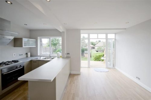 Extensions and Refurbishment in London 17
