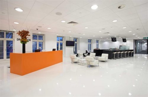 Refurbishment office in London 16