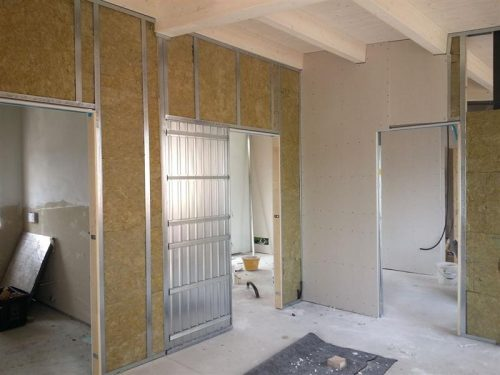 extension huse in London insulation in London, refurbishment house and flat in London