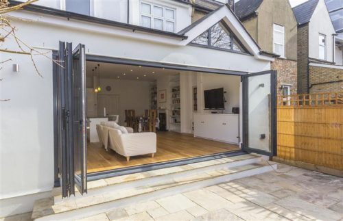 Extensions and Refurbishment in London 12