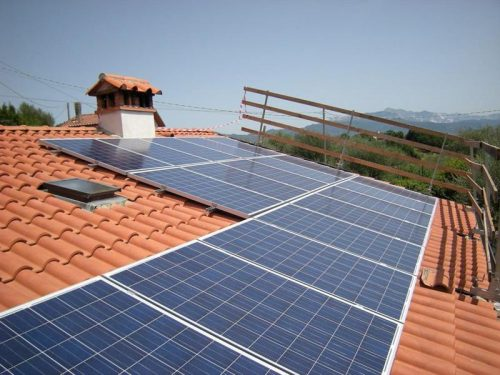 solar panel London - plumbing and electrical in London