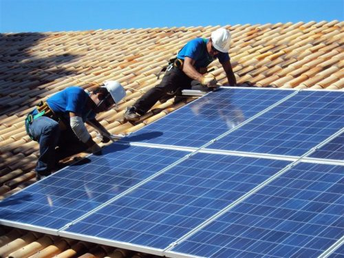 solar panel - plumbing and electrical in London