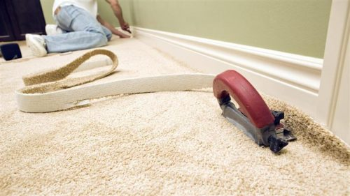 how to install the carpet in London - UK .1