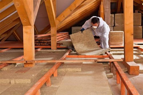 loft conversion and insulation in London, house refurbishment and flat in London 1
