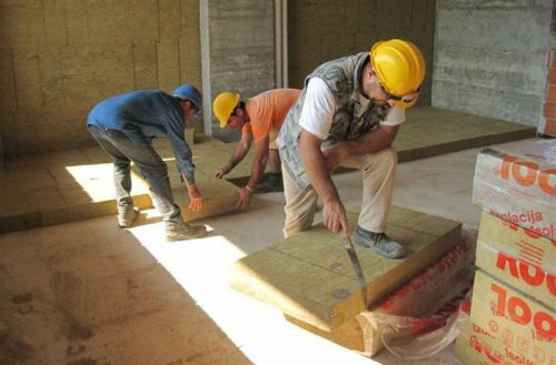 loft conversion and insulation in London, house refurbishment in London