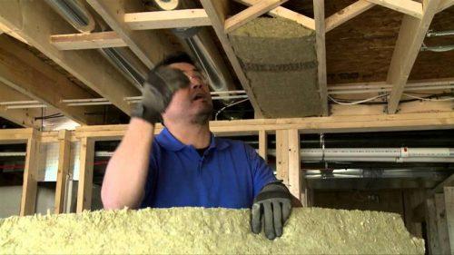 sound insulation celing