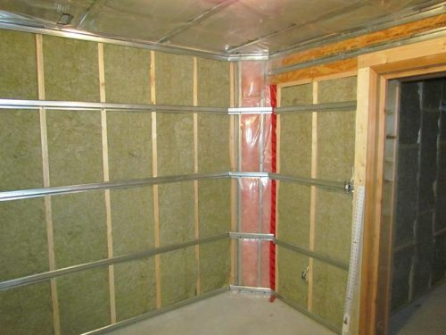 sound insulation wall in London UK
