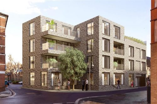 Refurbishment flat in London 3
